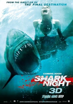 Terror en lo profundo 3D (Shark Night 3D)(2011)