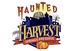 Haunted Harvest at Springs Preserve