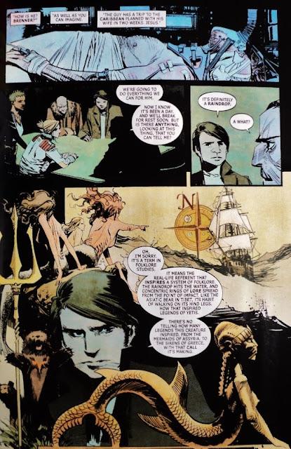 The Wake # 1, 2 3 - Scott Snyder Sean Murphy