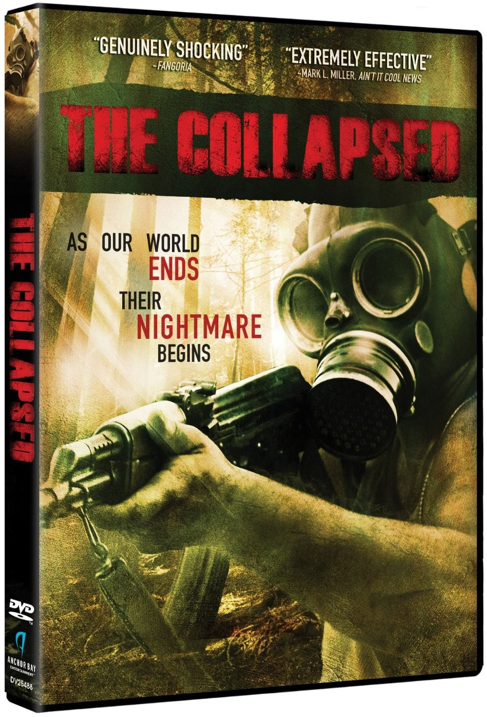 The Collapsed  The Collapsed (2011) BluRay 720p 600MB