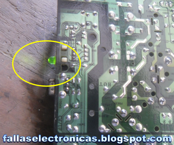Televisor samsung no enciende eeprom blog share the for Mi televisor se escucha pero no se ve la imagen