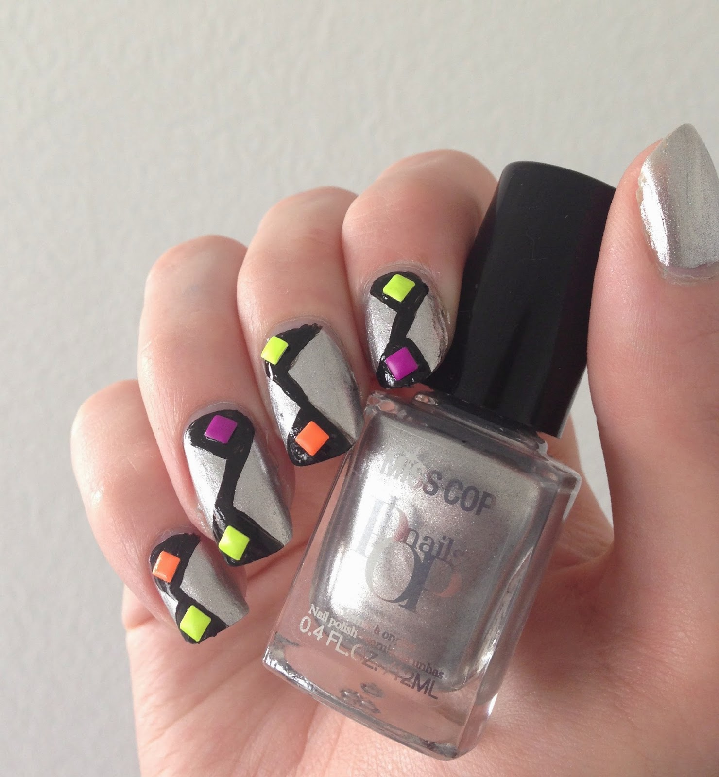 nail art peinture acrylique facile