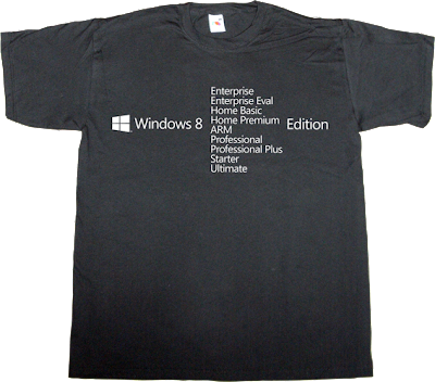 microsoft windows 8 t-shirt ephemeral-t-shirts