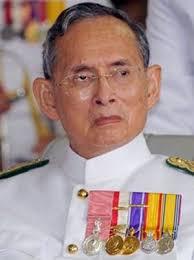 RAJA THAILAND KING BHUMIPOL ADUYADIJ MANGKAT