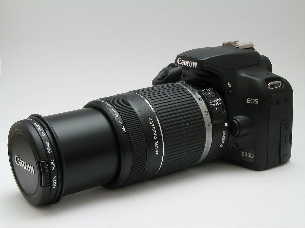 RAZI MARKETING Canon EOS 1000D