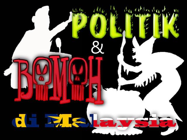 Politik dan Bomoh di Malaysia