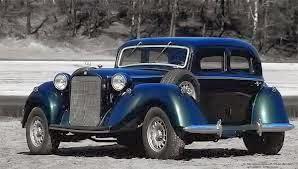 mobil jaman dulu