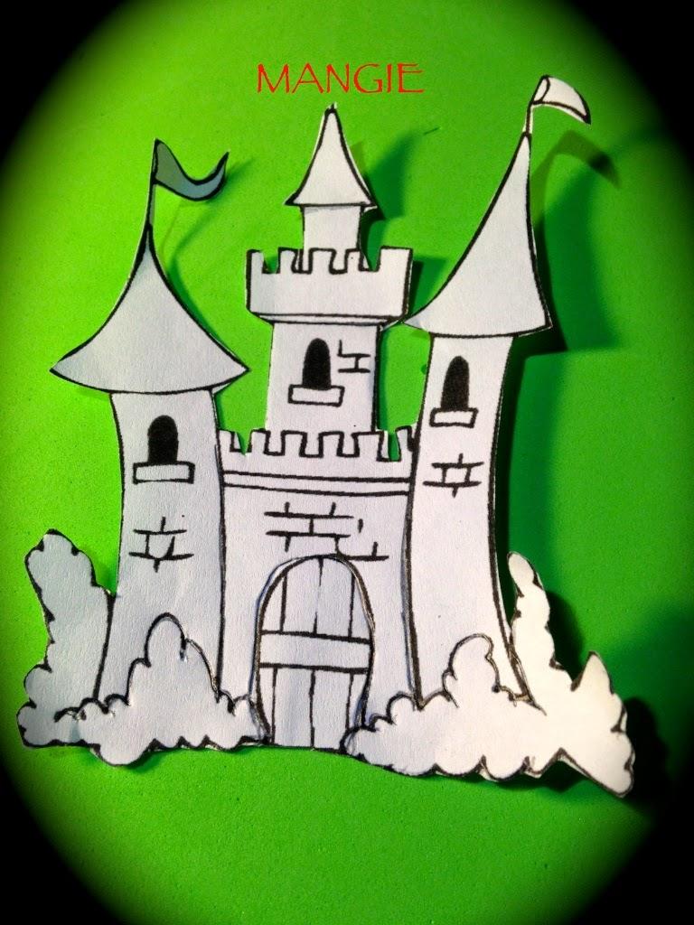 Plantilla castillo