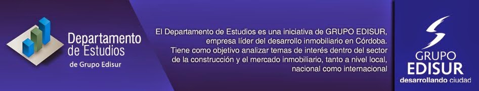 Departamento de Estudios - GRUPO EDISUR