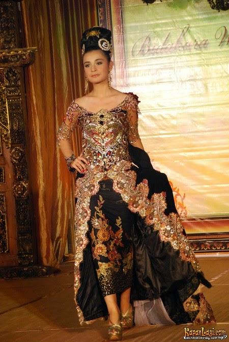 Foto Model Baju Kebaya Ala Syahrini