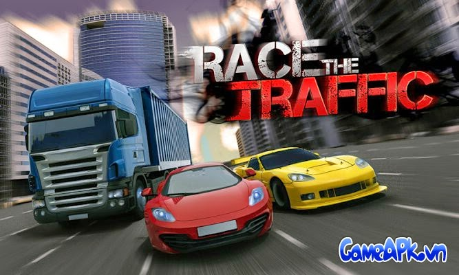 Race The Traffic v1.0.5 hack full tiền cho Android