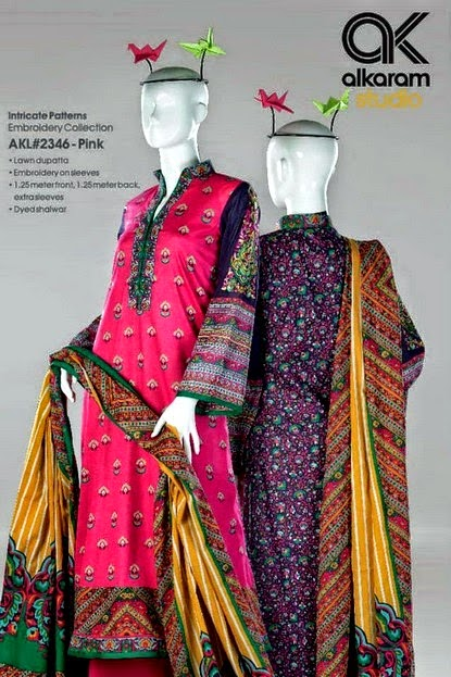 Latest Designs of Alkaram Studio Vol-3