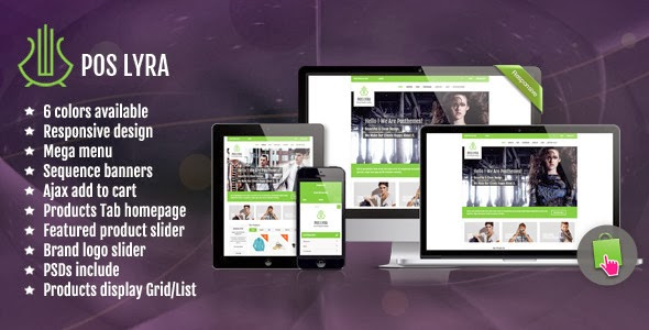 New Responsive Prestashop Theme