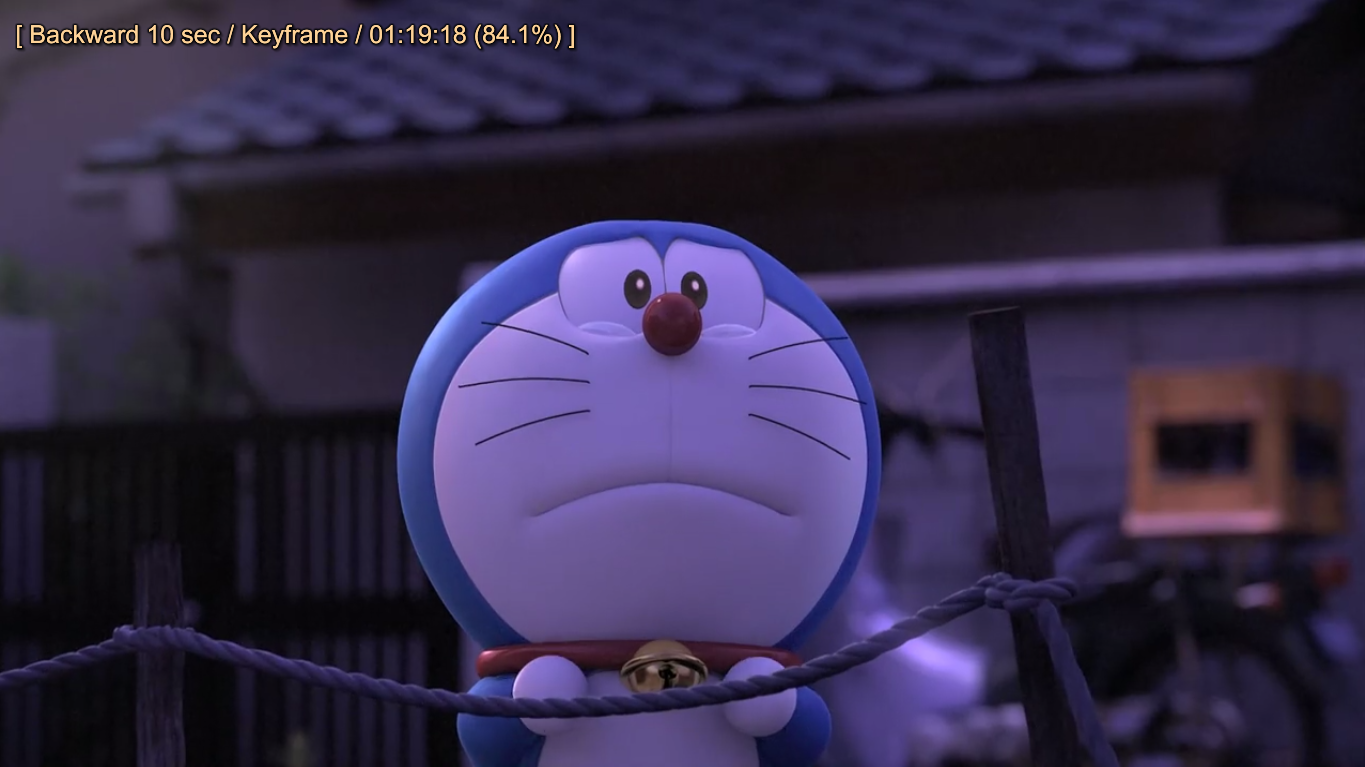 Download: Doraemon - Stand By Me (720p) Blueray