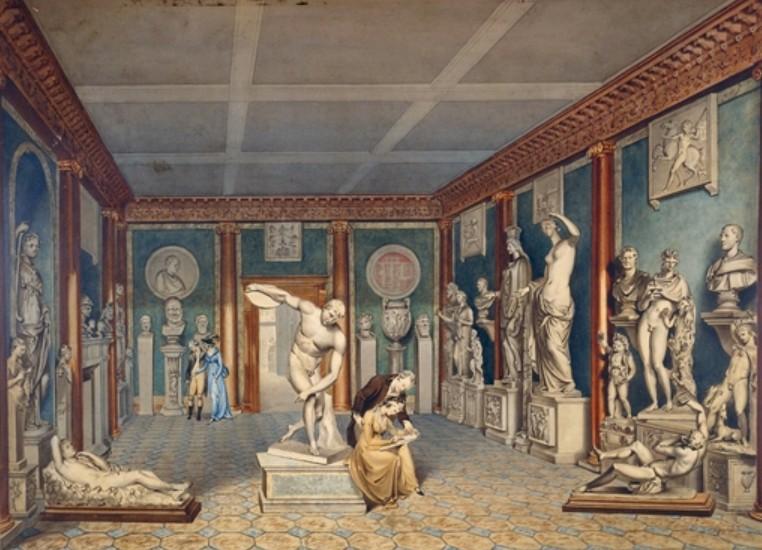 London Panic Room British Museum