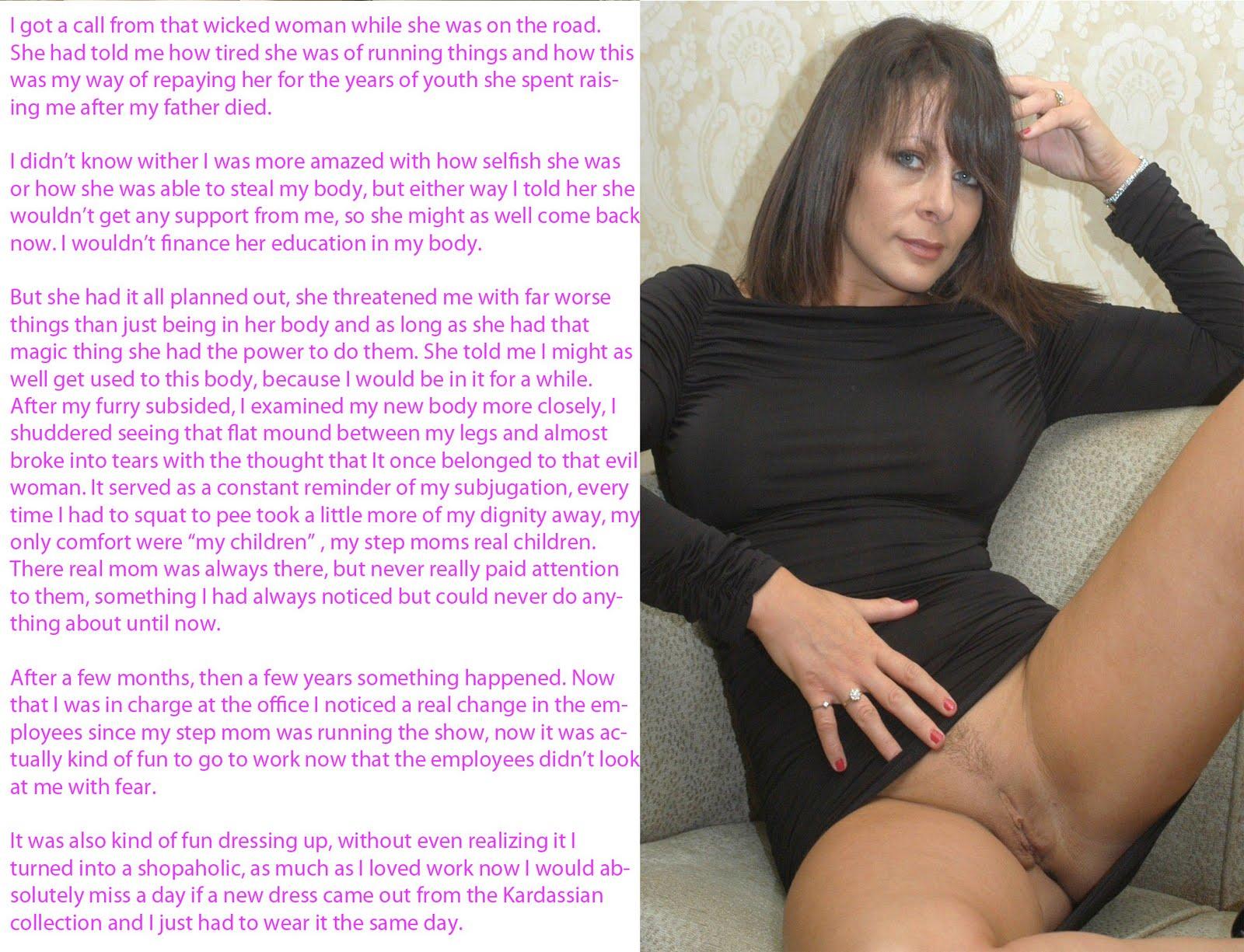 bikini female impersonator stories