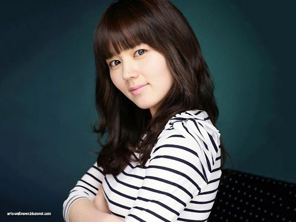 Girls Beauty Wallpaper Han Ga In 01