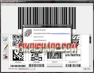 Aurora 3D Barcode Generator 2.10.14 Full Crack