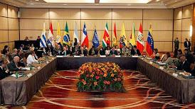 Cancilleres revisan agenda de la Unión Suramericana y su proyección futura