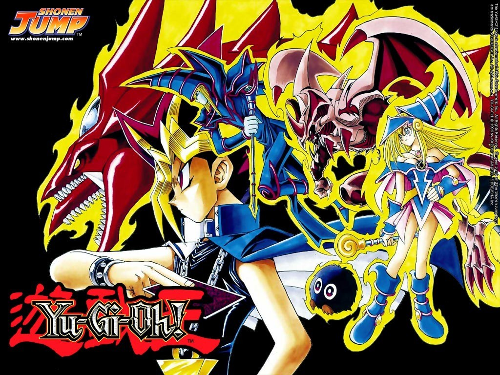 Yu-Gi-Oh HD & Widescreen Wallpaper 0.950550913771191