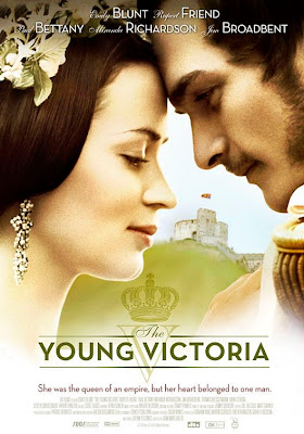 Watch The Young Victoria 2009 BRRip Hollywood Movie Online | The Young Victoria 2009 Hollywood Movie Poster