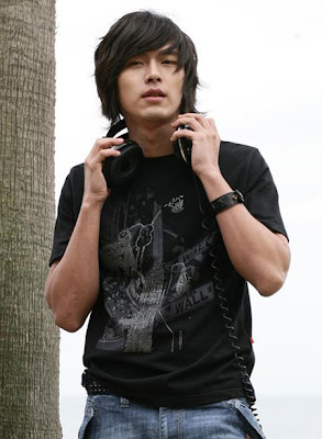 pemeran Secret Garden Hyun Bin