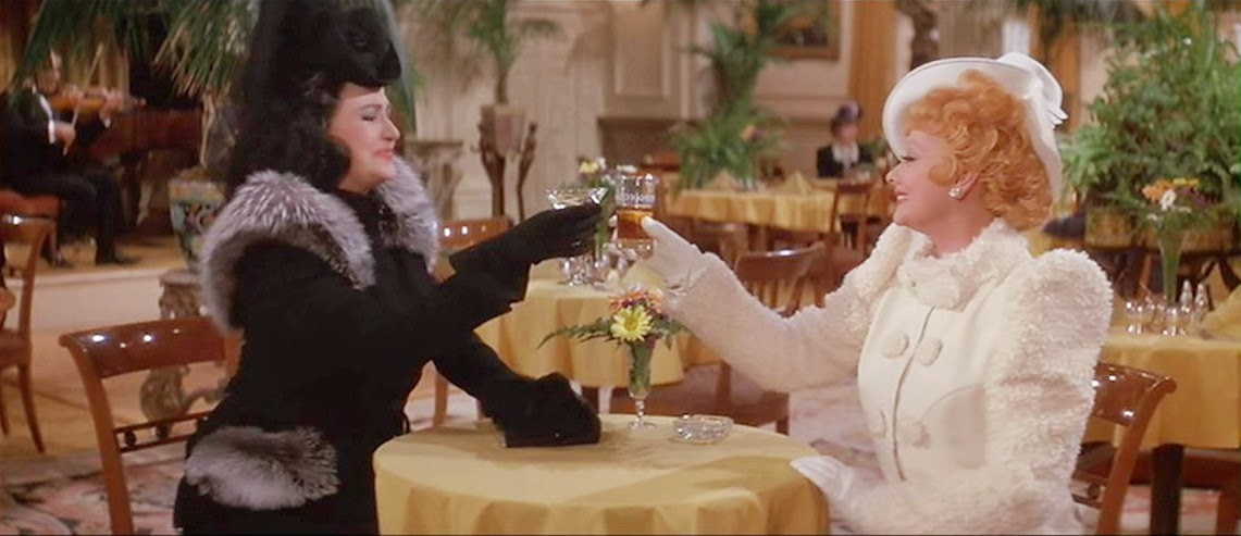 Bea Arthur Lucelle Ball Movie 63