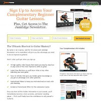 Jamorama Complementary Beginner Lessons and JamEdge Newsletter - 100% Free