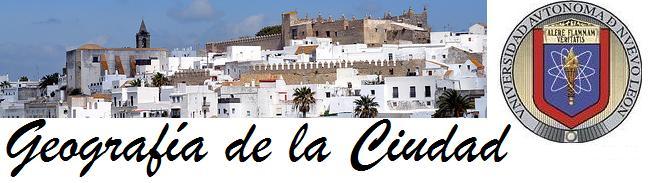 Geografía de la Ciudad / Geography of the City