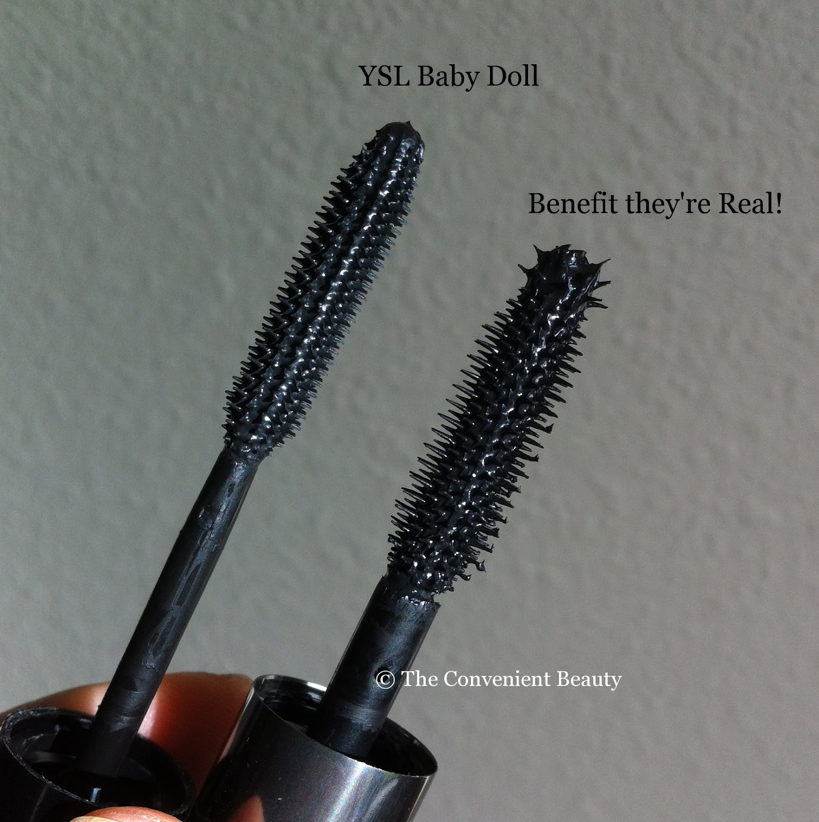Ysl Doll Eyes Mascara photos
