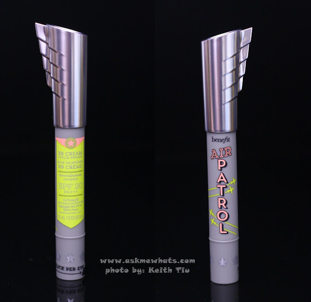 Benefit Air Patrol BB Cream Eyelid Primer Review