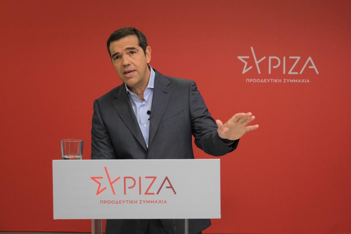 ΣΥΡΙΖΑ - Οργάνωση Μελών Αγ. Παρασκευής