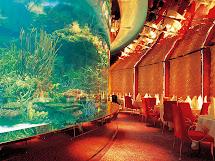 Burj Al Arab Underwater Restaurant