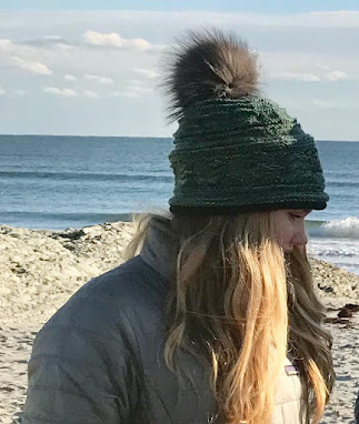 Spirit, a new winter hat pattern!