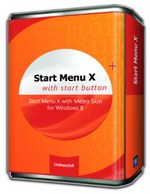 Windows 8 Start Menu X Pro 4.99 + Crack