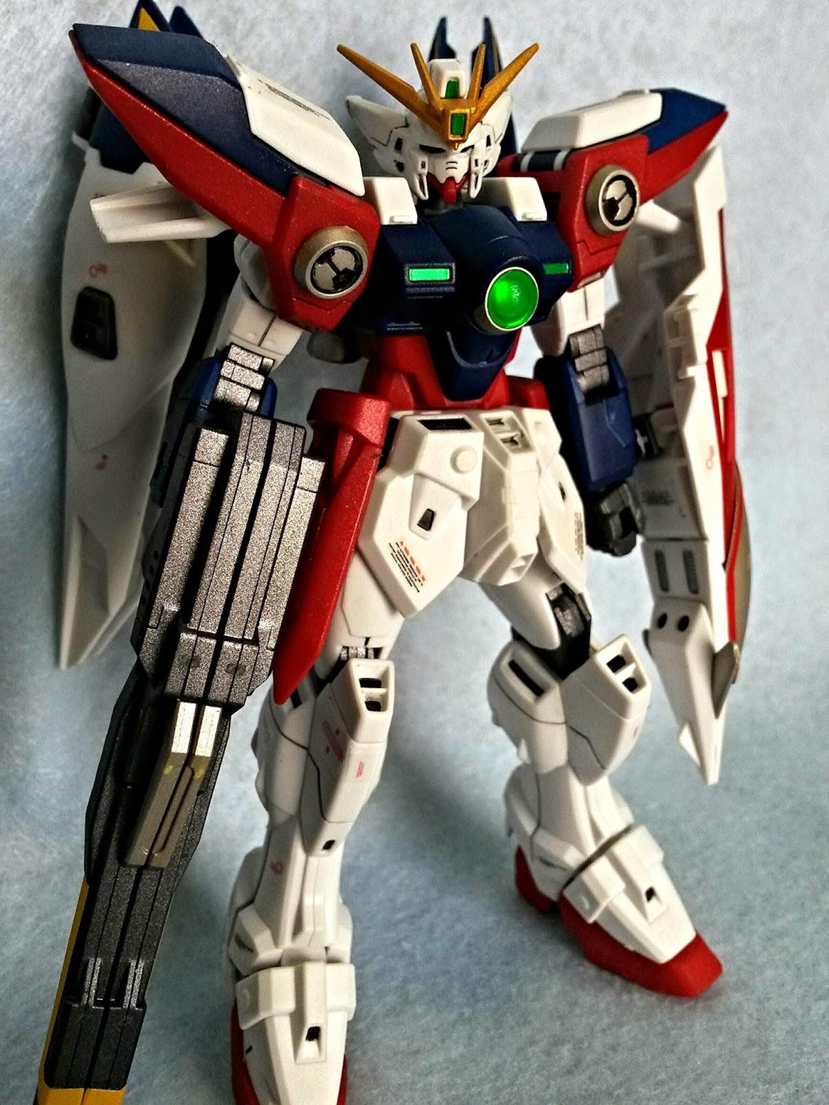 Gunplanerd Kit Insight Hgac 1 144 Xxxg 00w0 Wing Gundam Zero Painted Build