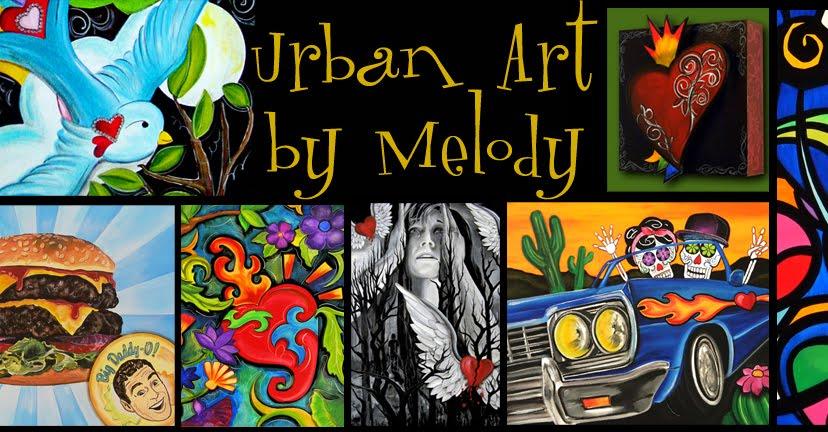 Urban Art by Melody