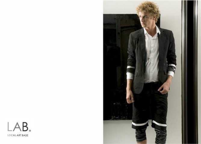 Men Clothing Collection With Trendy Style By LAB SS10