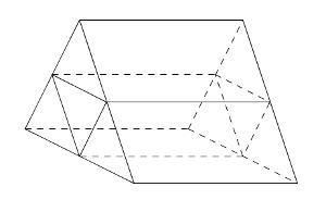 Partición del prisma