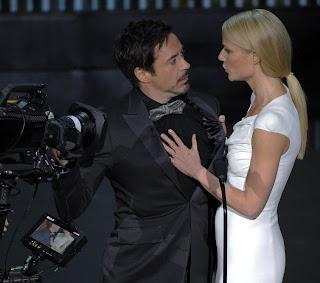 Robert Downey Gwyneth paltrow Oscar