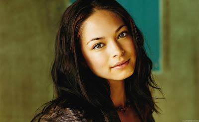Kristin Kreuk Canadian-American Actress Latest Wallpaper