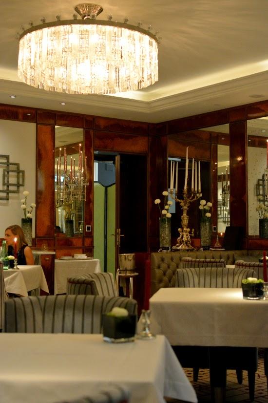 OPUS restaurant Hotel Imperial Vienna