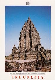 Prambanan Hindu Shrine