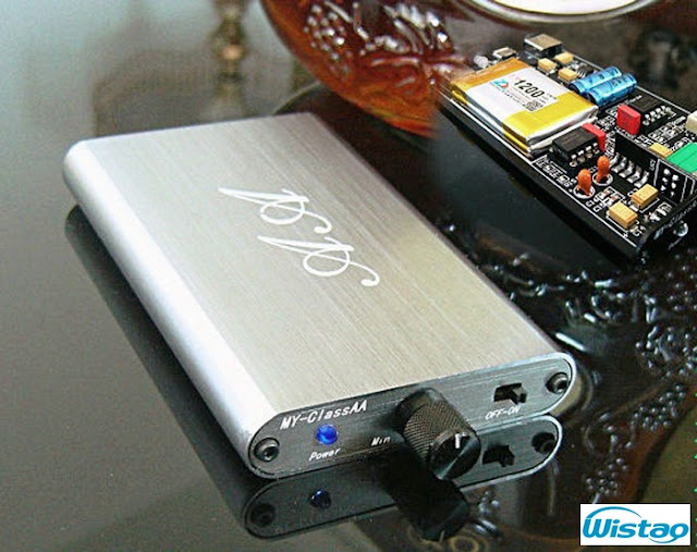 how to make a portable amplifier