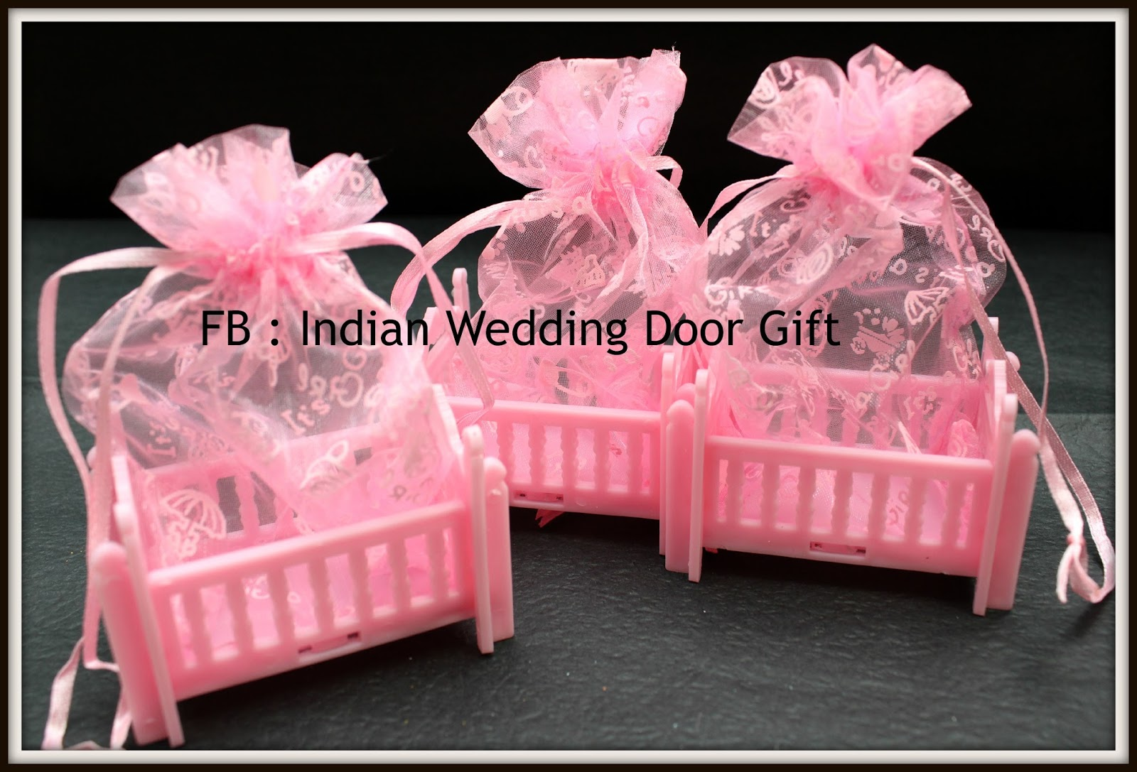 Indian Wedding Door Gift