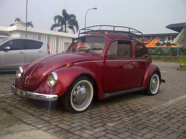 Jual VW Kodok 1200 Tahun 1973 ISTIMEWA - Jogja