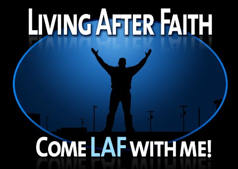 Living After Faith logo