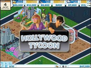 Hollywood Tycoon game info