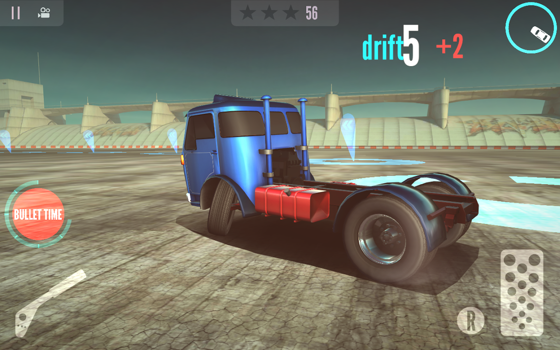 Drift Zone: Trucks Gameplay Android