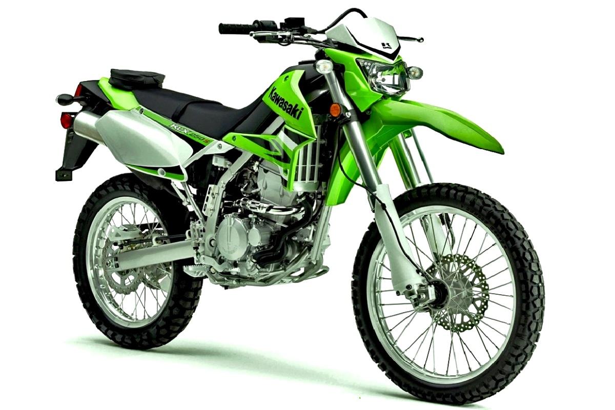Kawasaki KLX 250S. Majalah Otomotif Online